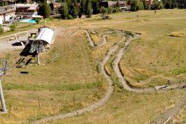 Zone ludique  Serre Chevalier bike park