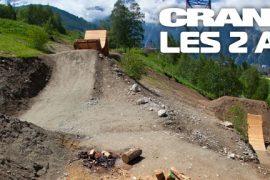 Crankworx Les 2 Alpes 2012-13