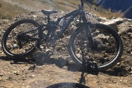 Réfection du Diable des 2 Alpes Bikepark 38